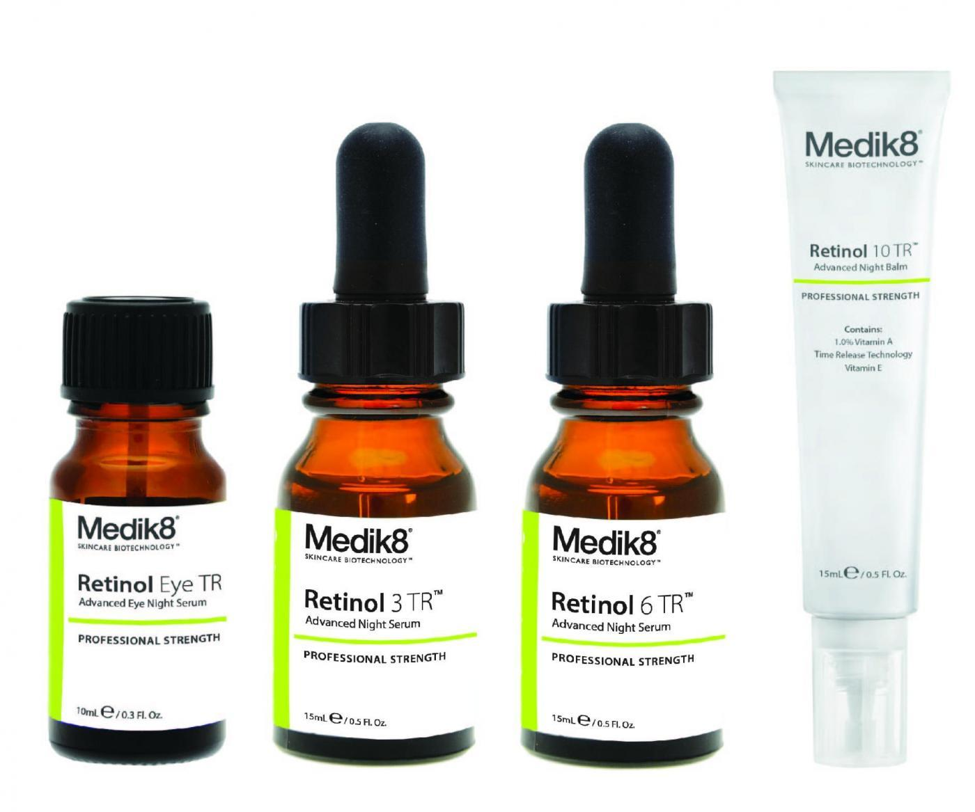 Retinol Group Shot